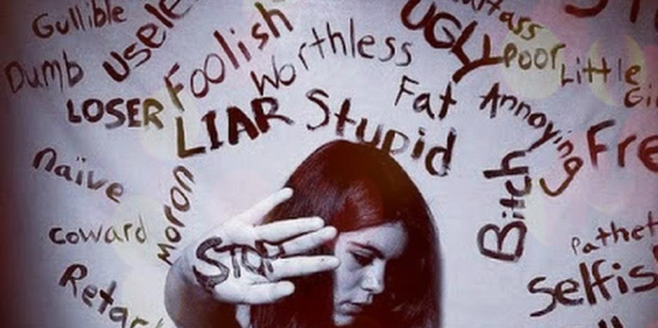 For all those who suffer negative self-talk