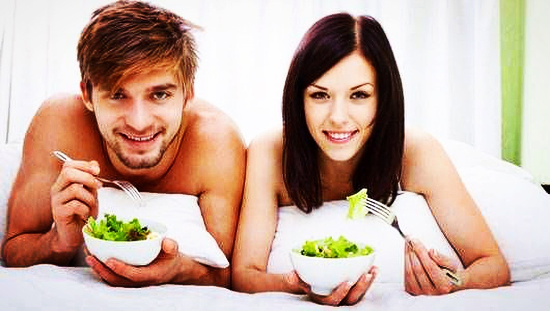 Why Vegetarians Make Better Lovers