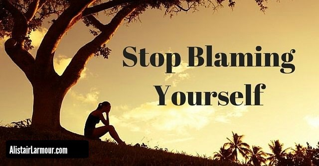 Stop Blaming Yourself : The Anxiety Reflex